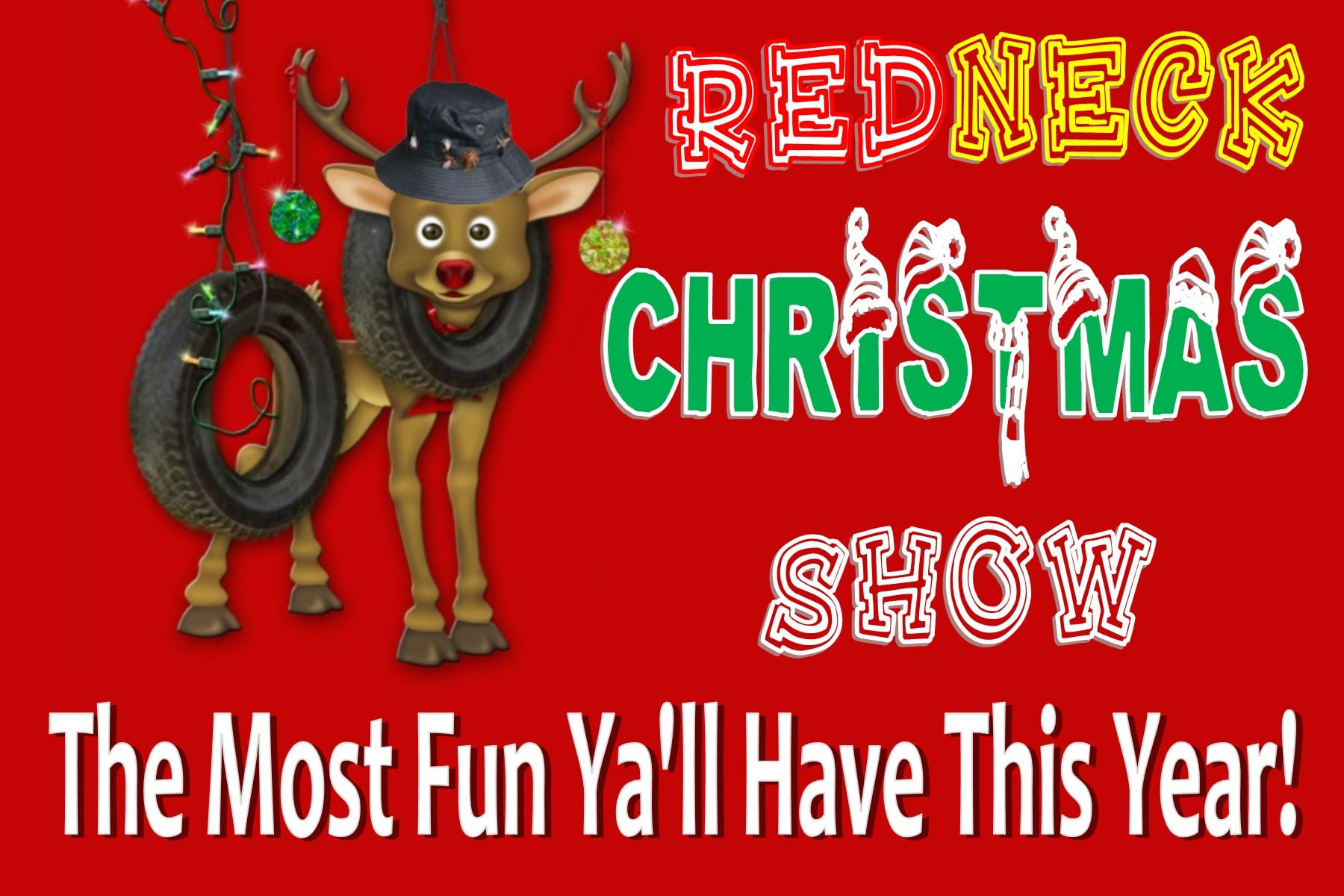 Redneck Christmas Show - Holiday Show