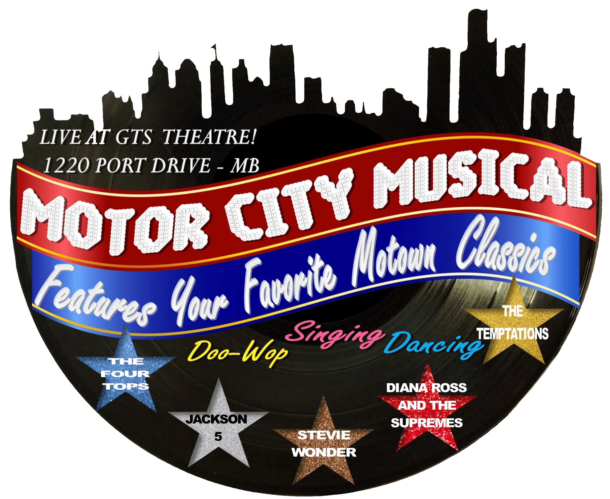 Motor City Musical - Motown Tribute Show