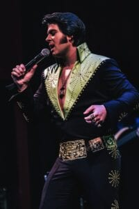 Elvis - Alex Mitchell